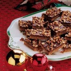 Photo of Chocolate Toffee Crunchies by Joni  Crans