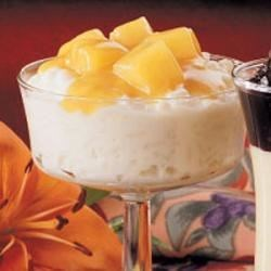Photo of Pineapple Rice Pudding by Joan  Hallford