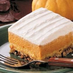 Photo of Pecan Pumpkin Dessert by Sue  Williams