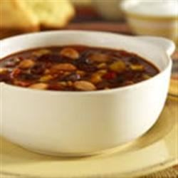 Chili Vegetarian Style Recipe