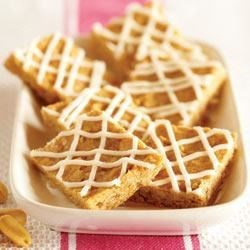 Photo of Coconut-Peanut Butter Bars by Jif®