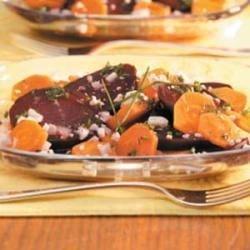 Photo of Minty Beet Carrot Salad by Joylyn Trickel