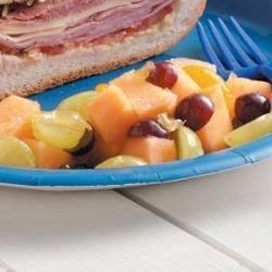 Photo of Grape Melon Medley by Doris Russell