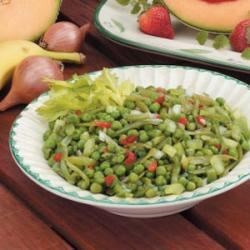 Photo of Green Bean 'N' Pea Salad by Pat  Walter