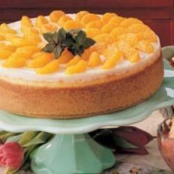 Photo of Orange Chocolate Cheesecake by Tangee  Bradley