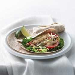 Zesty Creamy Chicken Fajitas Recipe