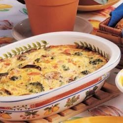 Photo of Colorful Frittata by Julie  Watson