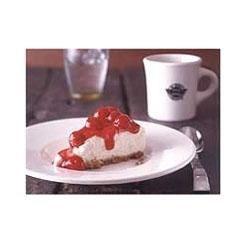 Cooking Light magazine's Cherry Cheesecake Recipe