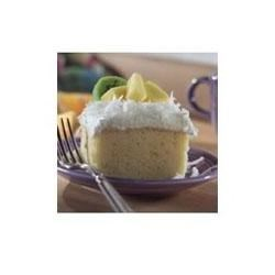 Kraft's Coconut Cake Recipe