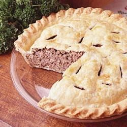 Photo of French Meat Pie by Rita  Winterberger