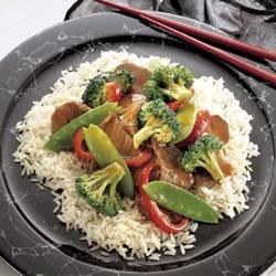 Photo of Broccoli Beef Stir-Fry by Holland House®
