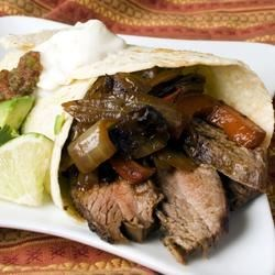 Sizzling Steak Fajitas Recipe