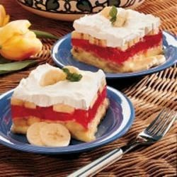Photo of Layered Pudding Dessert by Pat  Habiger