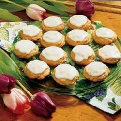 Photo of Frosted Pineapple Cookies by Mary DeVoe