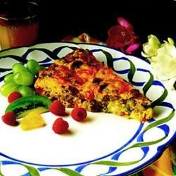 Photo of Cheddar Sausage Frittata by Stouffer's®