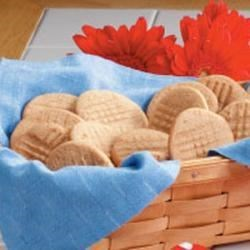 Photo of Peanut Butter Cookies by Maria  Regakis