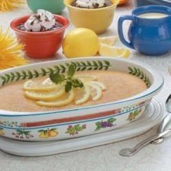 Photo of Baked Lemon Pudding by Aida  Von Babbel