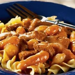 Swanson(R) Greek-Style Beef Stew Recipe