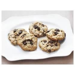 BAKER'S Peanut Butter Oatmeal Chocolate Chunk Cookies Recipe