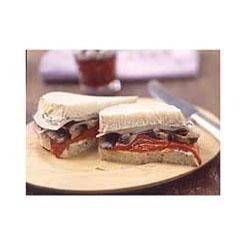 Italian Portobello Sandwiches Recipe