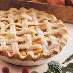 Photo of Peach Pie by Annie  Tompkins