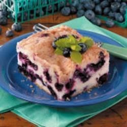 Photo of Blueberry Buckle by Carol Dolan