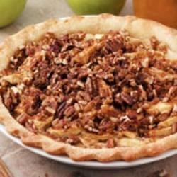 Photo of Nutty Sour Cream Apple Pie by Joanna Patterson