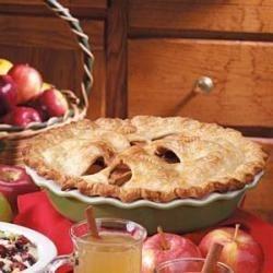 Photo of Orange-Glazed Apple Pie by Katherine  Moss