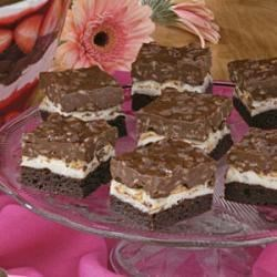 Photo of Brownie Mallow Bars by Stacy  Butler