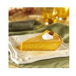 Fluffy Pumpkin Cheesecake Pie Recipe