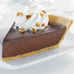 Decadent Chocolate Satin Pie Recipe