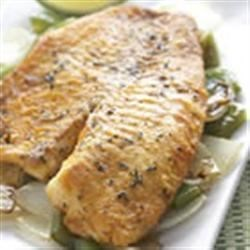 Photo of Fish with Pico Garlic Rub by Spice Islands®