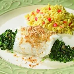 Birds Eye® Fillet of Sole Florentine
