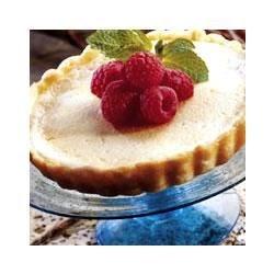 Raspberry Cheesecake Tart