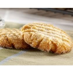 Easy Peanut Butter Cookies by EAGLE BRAND(R) Recipe