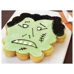 Monster 'Cake' Recipe