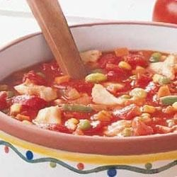 Photo of Creole Fish Soup by Taste of Home's Fast Family Favorites