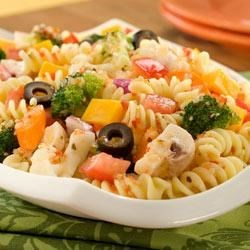Classic Italian Pasta Salad Recipe