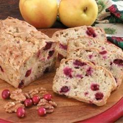Photo of Apple Cranberry Bread by Phyllis Schmalz
