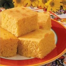 Photo of Buttery Corn Bread by Nicole  Callen