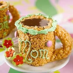 KELLOGG'S* RICE KRISPIES* Mother's Day Mug Recipe