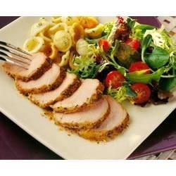 Peppered Pork Tenderloin Recipe