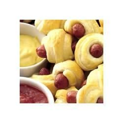 Photo of Sausage Snack Wraps by Pillsbury® Crescents