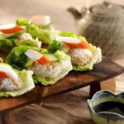 Photo of Tanimura & Antle Sweet Gem™ Crab Sushi by Tanimura & Antle®