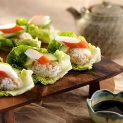 Tanimura & Antle Sweet Gem(tm) Crab Sushi Recipe