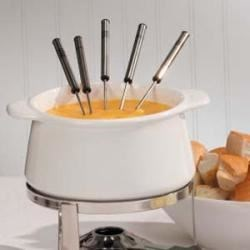 Photo of Cider Cheese Fondue by Kim Marie Van Rheenen