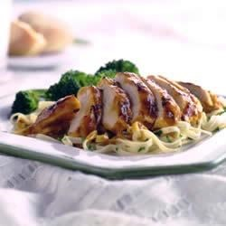 Photo of Grilled Apple Curry Chicken by Buitoni, courtesy of meals.com