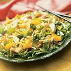 DOLE Mandarin Chicken Salad Recipe