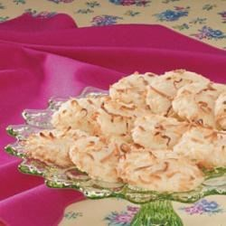 Photo of Orange Coconut Cookies by Evelyn Acheson