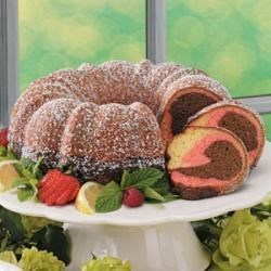 Photo of Neapolitan Cake by Marianne  Waldman